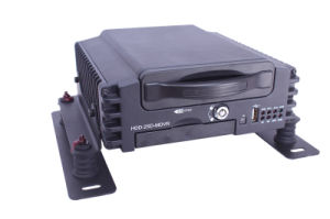 8 bewegliches System des CH-HDD Auto-DVR