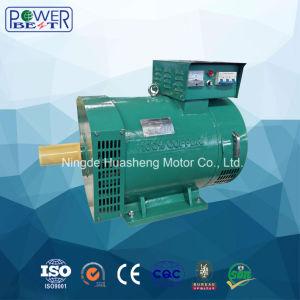 Van de Synchronous Generator Stc 8kw AC van a. C. de Elektrische Alternator in drie stadia Borstel