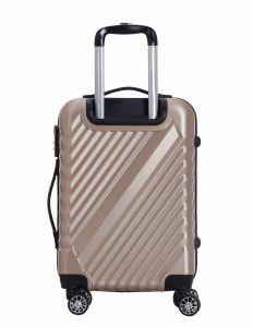 2018新しいデザインスーツケース、軽量のABS荷物(XHA096)