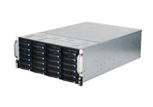 4u 19inch 서버 저장 ATX 최신 교환 선반 마운트 포좌