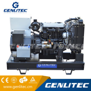 De open Diesel van het Type 20kw/25kVA Reeks van de Generator met Motor Yangdong
