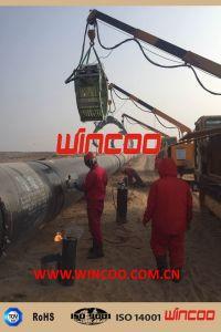 パイプラインの加熱後装置か管状の継ぎ目の暖房またはボイラー継ぎ目の加熱装置