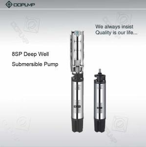 8sp77-5 전기 380V 잠수할 수 있는 펌프 8