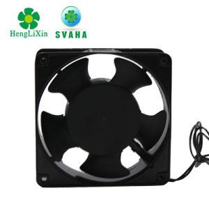 Axialer Ventilator 110V 220V 120mm Wechselstrom-12038 mit Aluminiumgußteilen