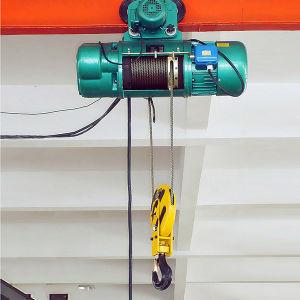 Monocarril Wireropr/alzamiento eléctrico 1ton~32ton (CD/MD) de la cuerda de cadena