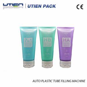 El tubo de laminado de plástico de excelente calidad para el llenado de líquido viscoso y
