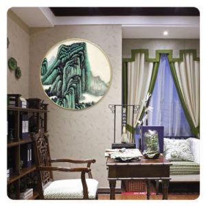 Stampa di arte della parete di paesaggio sulla decorazione della tela di canapa/sulla pittura della tela di canapa olio di paesaggio