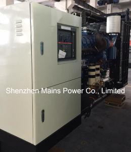 1100kVA Deutschland MTU-Dieselmotor-Generator des MTU-Dieselgenerator-M1100g