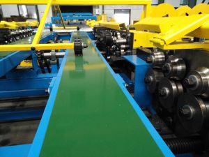 A linha de conduta auto plenamente para a produção de tomada de tubo quadrado