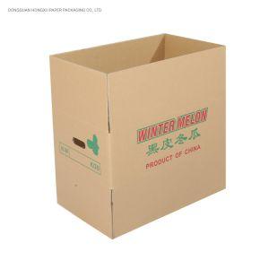 Impresso Caixas de Papelão Ondulado de exportação padrão da caixa de papelão