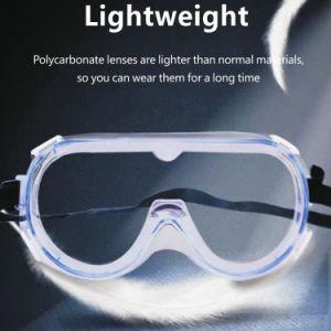 Производители на заводе Four-Bead защитные очки полной Anti-Fog Anti-Epidemic изоляции закрыт защитным МГ-01 маску для лица защитные очки
