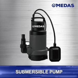 2/5 HP 3300 Gph limpe / Bomba de Água Submersível sujo inclui o interruptor de flutuação para operação automática com as Conexões de Mangueira Adaptável