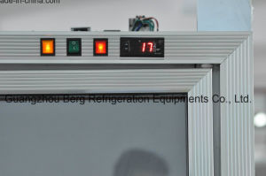 판매를 위한 강직한 음료 냉각기 4 문 상업적인 냉장고