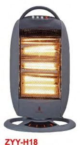 Halógeno calentador eléctrico