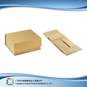 Kundenspezifische Papppapierverpackenkasten für Zubehör/Kleidung-Kleid (xc-apb-001)