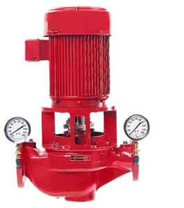 Série XBD Single-Stage Single-Suction Bomba Fire-Fighting