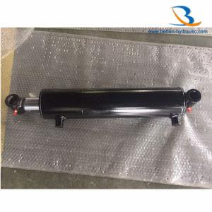 Цилиндр изготовленный на заказ профессиональной перекрестной пробки гидровлический