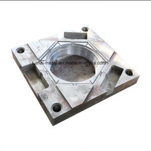 CNC de precisión de mecanizado CNC de componentes y parte con alta precisión