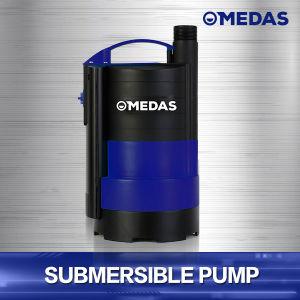 Operação manual e automática da bomba submersível
