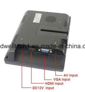 Hoge Helderheid 400CD/M2 de Monitor van de Aanraking van 7 Duim met HDMI, VGA Input