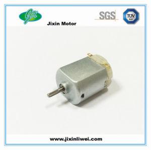 6V DC Micro motor de cepillo de dientes, Motor de CC para secador de pelo, la afeitadora
