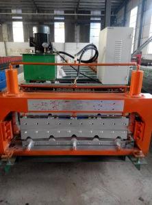 Structure en acier machine à profiler de plancher/machine de formage de tuiles de métal