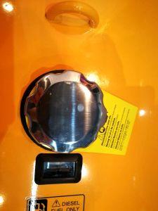 Monofásico 127 V 60 Hz y 3000rpm Nuevo Tipo Silent Generador Diesel