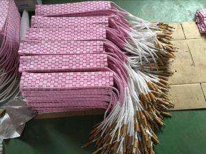A alumina flexível resistente a altas temperaturas da tela de aquecimento em cerâmica
