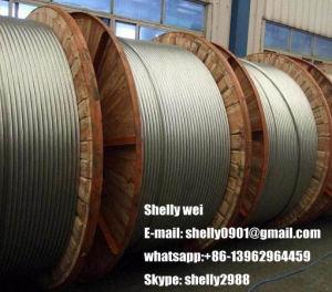 3/8  (7X3.05mm) di filo galvanizzato del filo di acciaio per il cavo di ancoraggio, messaggero