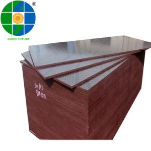 Fsc certificado CE film enfrenta la construcción de madera contrachapada de obturación en construcción
