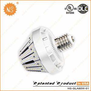 軽いLEDの庭ライトを広告する60W DlcのセリウムUL