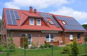 태양 가구 전력 공급 체계