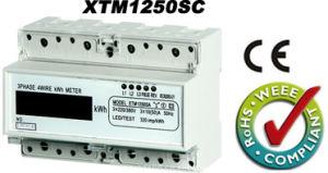 Жк-дисплей три этапа DIN Вт Xtm дозатора1250sc (серверах связи)