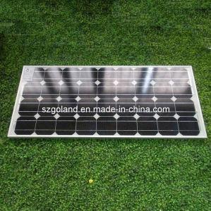 Pannelli solari del mono silicone cristallino (GCC-75W)