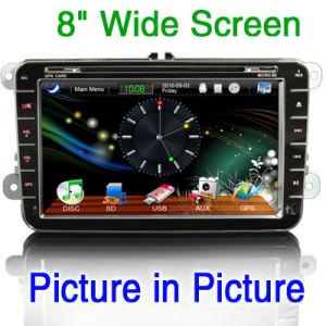 7  VW (ES868MO)를 위한 GPS DVB-T 스페셜을%s 가진 차 DVD 플레이어