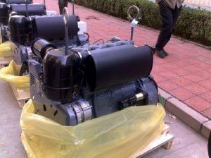 De gloednieuwe Koelere Motor van de Lucht van Deutz F4l912