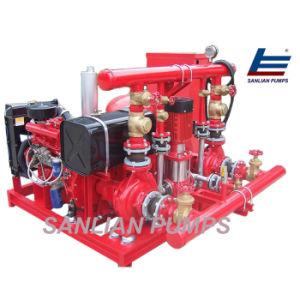 Versenkbare /Centrifugal/Oil/Pressure/Fuel-Pumpe des Edj Wasser-Feuers (SLFP)