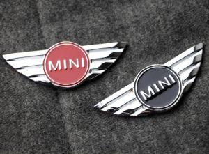 El logotipo de coche personalizado insignia identificativa de la letra emblema adhesivo