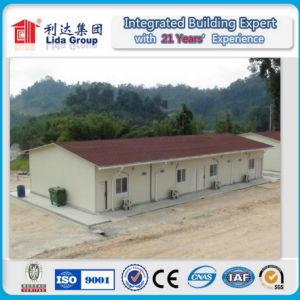 Prefabricados La construcción de casas de campo de trabajo de los trabajadores del sitio