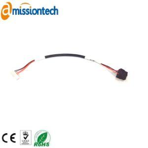 Assemblage de câble personnalisé avec la borne du connecteur du câble, FFC, le faisceau de fils