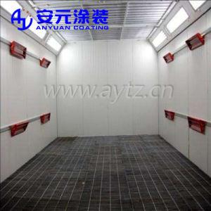 Cabina di spruzzo approvata dell'automobile di alta qualità di TUV di vendita calda
