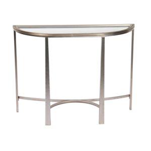 Salón cristal decorativo mesa de consola