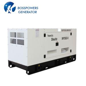 60Гц 26квт Lovol звукоизолирующие дизельных генераторных установок в режиме ожидания
