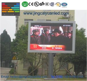 Pantalla LED de exterior LED pantalla LED de video wall para publicidad