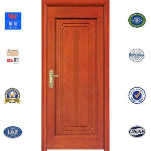 Portello di legno solido di alta qualità per l'interiore (SW-YL-017)