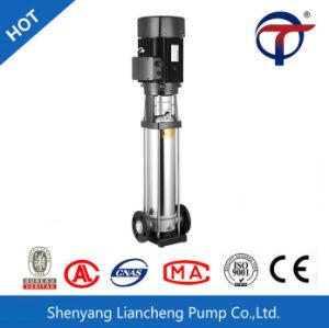 Ss Prix pompe centrifuge à plusieurs degrés verticaux