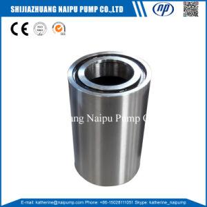 076 l'exploitation minière de la pompe à lisier de manchon d'arbre long en acier inoxydable