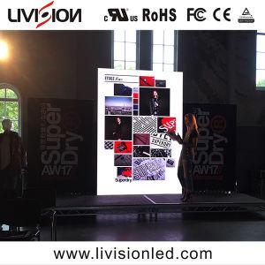 Prix Factroy HD écran à affichage LED Intérieur P3.9 Mur vidéo LED