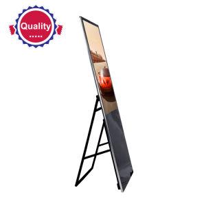 Quality 43 polegadas tela Multi Mídia Independente para Portátil Digital Signage da Tela de Toque