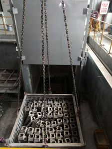 강철에게 작은 조각 녹기를 위한 0.25~60tons 수용량 유도 전기로